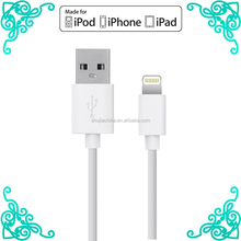 MFI Cable C48 Connector 1M 8 Pin power charging for apple iPhone 6s 6Plus iPad mini