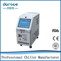 Portable small oil type mould temperature controller for plastic machines