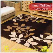 Nonflammable Wool Carpet, Customized Hotel Corridor Carpet