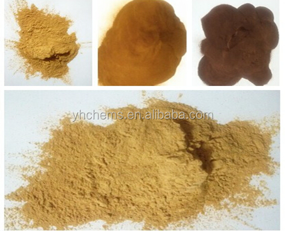High Drilling Mud Additive Sodium Lignosulfonate Powder in lowest price