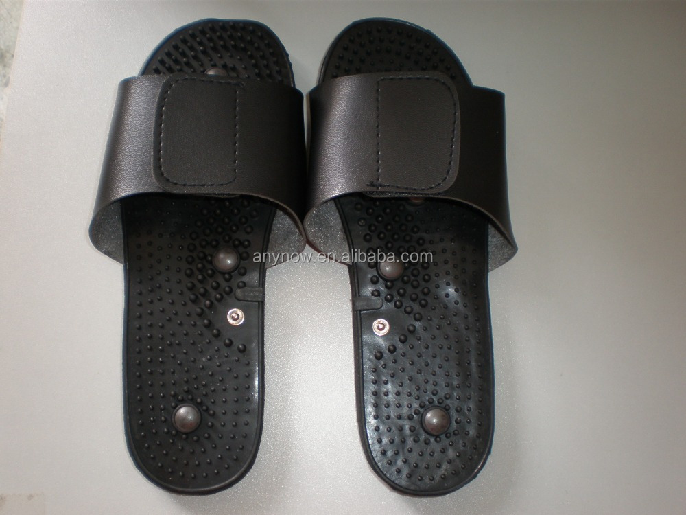 Magnetic Electric Massager Slipper For TENS Therapy Massager