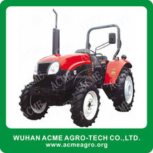 Hot Sale 90hp 4x4 Wheel Drive Farm Tractor With Famous YTO diesels Engine