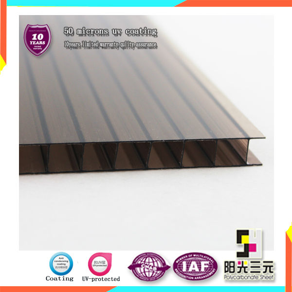 2014 Hot sale polycarbonate sheets for roofing