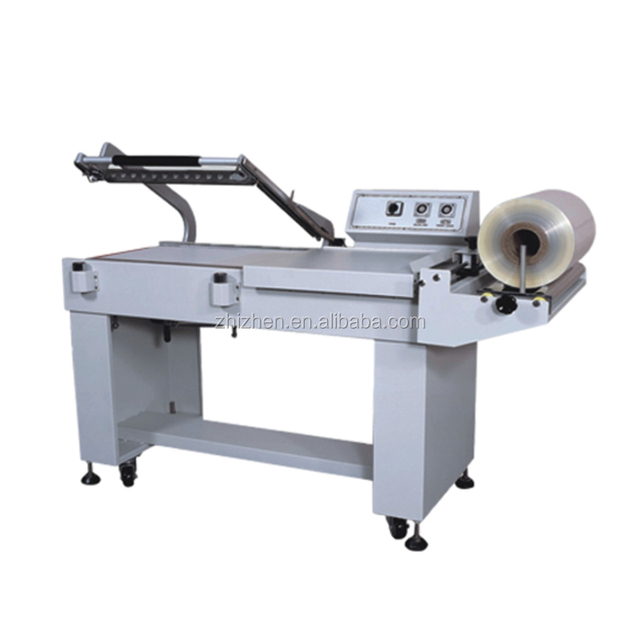 BSL-7560L Semiautomatic L Type Tunnel Heat Shrink Packaging Machine/L Sealing And Shrinking Machine