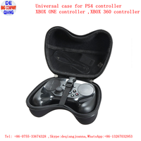 Factory price universal protective storage EVA PS4 controller case for XBox One XBox 360