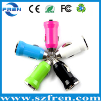 Car Charger Electronic Cigarette Promotional Mini Usb Car Charger