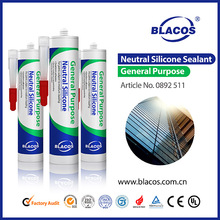 general purpose 3506100010 silicone sealant hs code