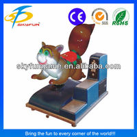 guagzhou best selling Little Raccoon cheap amusement park rides