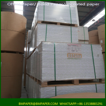 Paper One Quality Of Roll Copy Base Paper