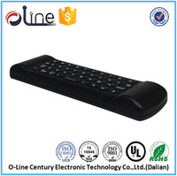 For Android tv box double-sided keyboard MINIX A2 wireless keyboard and mouse long distance wireless remote control