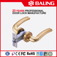 bathroom lever tubular handle privacy door lock mortise handle lock YTW8181(KJLS1)