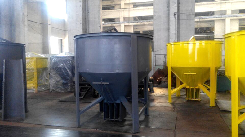Alibaba china factory wholesale good quality DG600 0.6m3 concrete bucket on hot sale