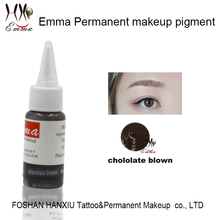 eyebrow microblading pigment permanent makeup ink for micro blade and needle cartridges