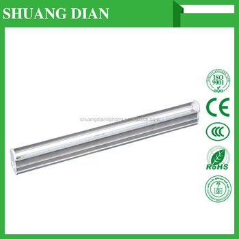 Shuangdian lighting LED T5 tube lights fluorescent lamp 8W low price 30000H Wholesale Cheap 200V 240V SMD 2835 3000K 6500K