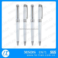 MP-210 Promotional Twist-action Metal Hotel Pen
