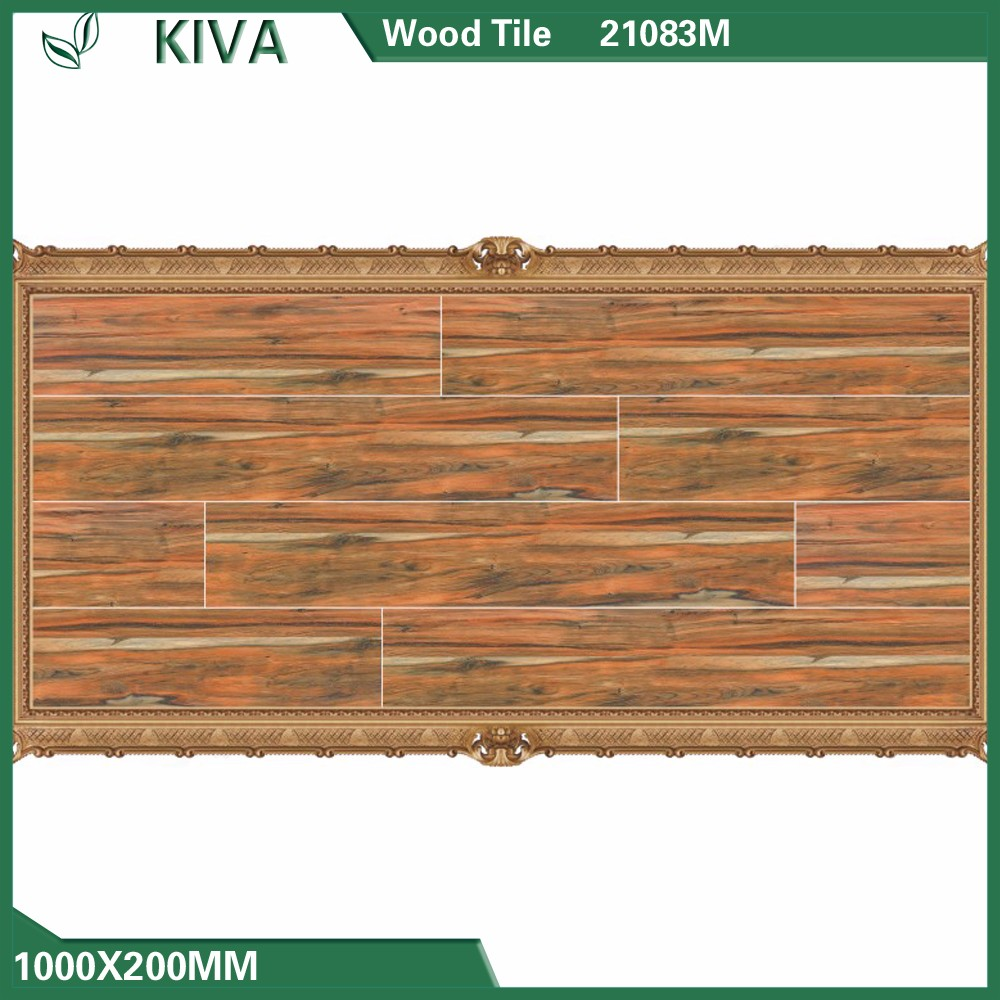 150*800 High indoor ceramic wood tile foshan tiles high quality ceramic 21083M