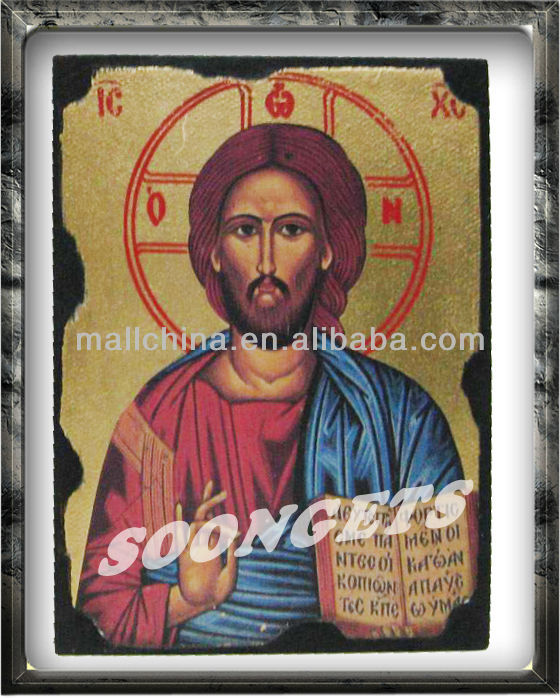 Best sale religious wooden hanging orthodox icons