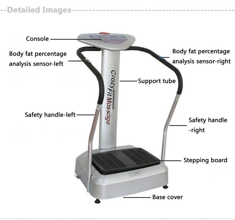 standing vibrating machine