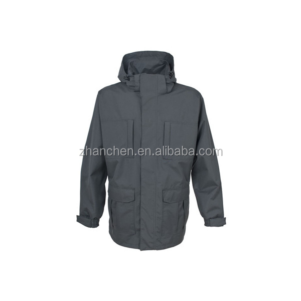 Latest Design Men Waterproof Jacket for Outdoor Wear