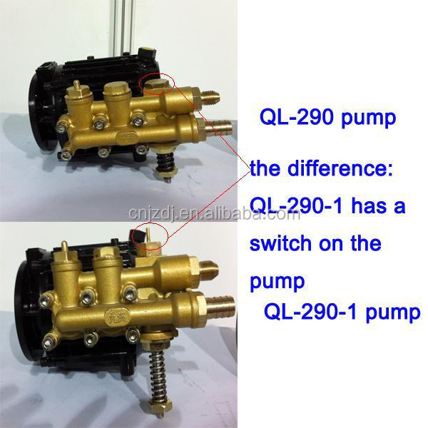 QL-290 Electric cold water cleaner