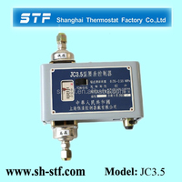 Adjustable Differential Pressure Switch Control
