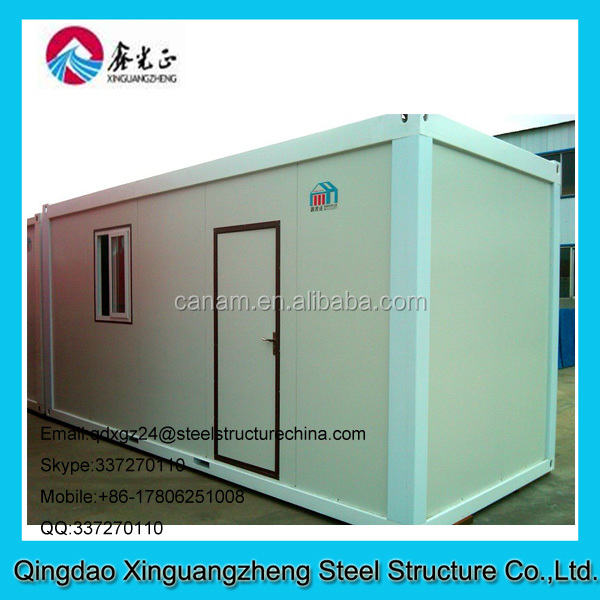 Easy for installation modular container warehouse