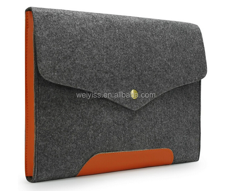 Wholesale 11.6 inch laptop sleeve case carry bag for gift, Laptop sleeve made in china