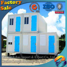 40ft cheap prefabricated container houses made in china