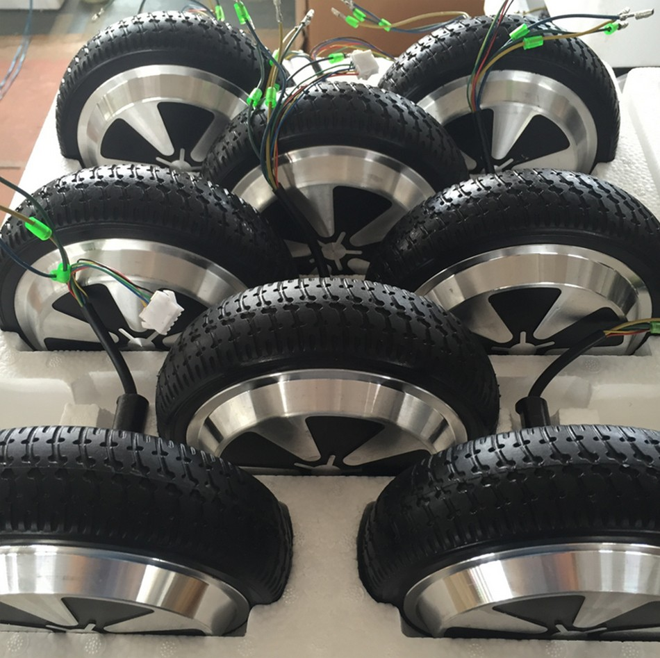 Motor Wheel 6.5 inch electric hoverboard brushless hub motor