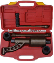 Tire torque wheel wrench tools