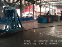 T Grid ceiling roll forming machine light steel keel drywall t ceiling making machine