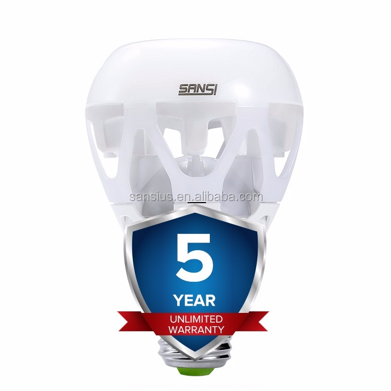 Top quality 18w 2000lm Dimmable Sansi Ceramic High Power LED Bulb