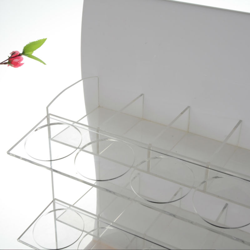 Wholesale Clear Acrylic Test Tube Stand / Test Tube Holder, High Quality Display Stand / Holder,