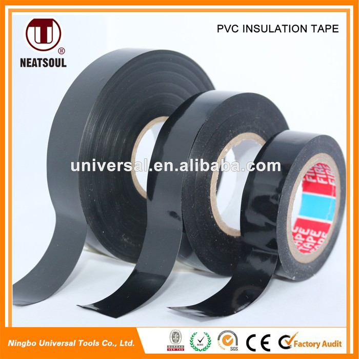 Cheap Wholesale Strong Adhesion PVC Electrical insulation Tape