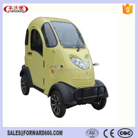 Hot Sale China Cheap 60V/800W Mini Electric Car for Family
