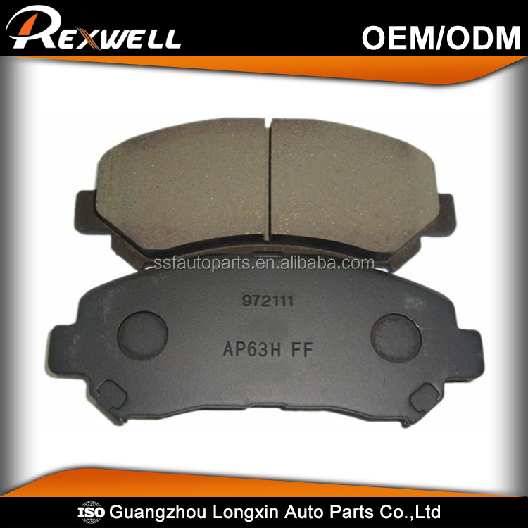 D1060-JD00A Top Band Brake Pads for Japanese cars