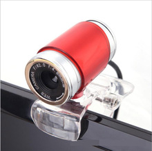 A860 Clip-on 360 Degree USB 12 Megapixel HD Webcam Web Camera with Microphone to the Computer for Desktop Laptop Notebook