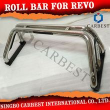 New Type 201 S/S Roll Bar for Toyota Hilux Revo 2015