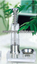 Mini manual One-hand Operated Pepper Mill / One-hand Operated Pepper Mill