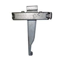 Fastening steel formwork wedge panel clamp