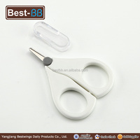 high quality mini baby nail scissors