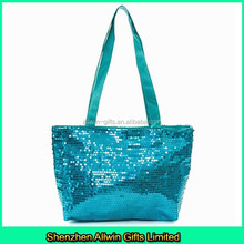 Stylish Sequin tote bag/Sequin handbag/Sequin shopping bag