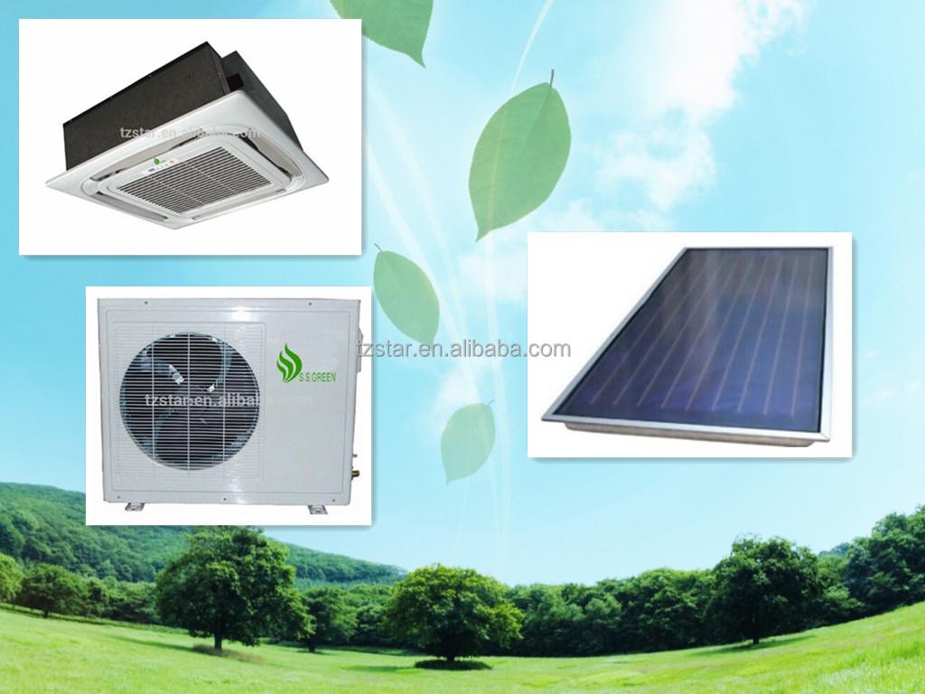 Type Solar Air Conditioner /hybrid Split Solar Air Conditioner  #2790A4