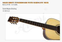 China Best best quality high class acoustic guitar manufactured in