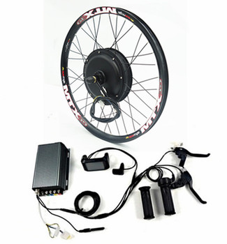 72v 3000W Electric Bicycle Kit with sinewave for electric bike