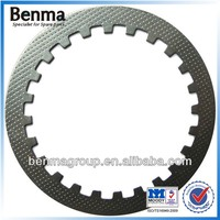 factory supply different size steel motorcycle clutch disc