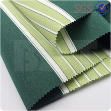 High Quality Striped 100 Acrylic Awning Fabric For Awning