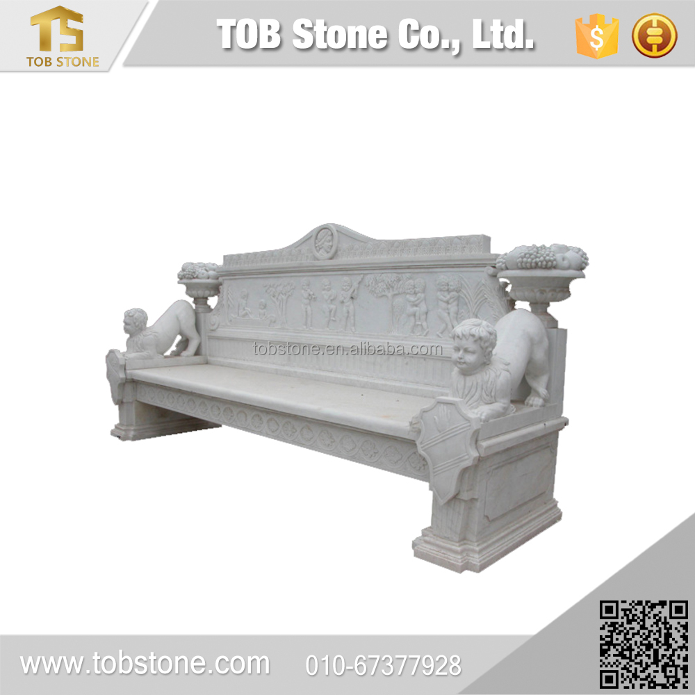 Factory Manufacturer cheap stone bench