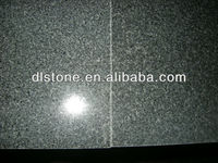 G654 Chinese black granite stone cheap granite tiles for sale