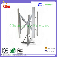 Residential CE Certification Vertical Portable 10000 Watt Wind Generator